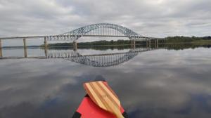 Peaceful Paddle on Calm Waters