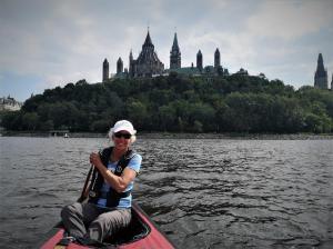 Started in Ottawa 2017 - Finished in Ottawa 2019!