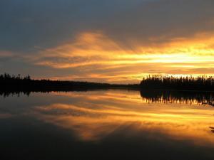 Cross-Canada Canoe Trip - Part 1